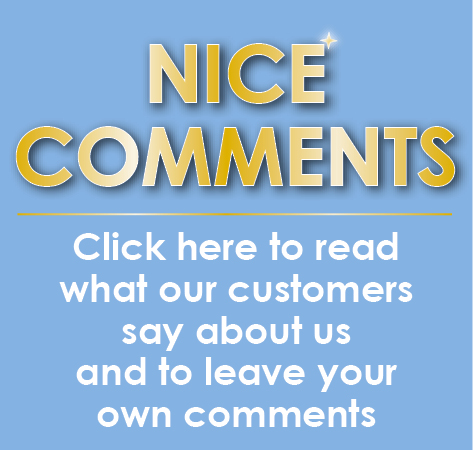 Nice Comments| Buckingham First Day Covers feedback