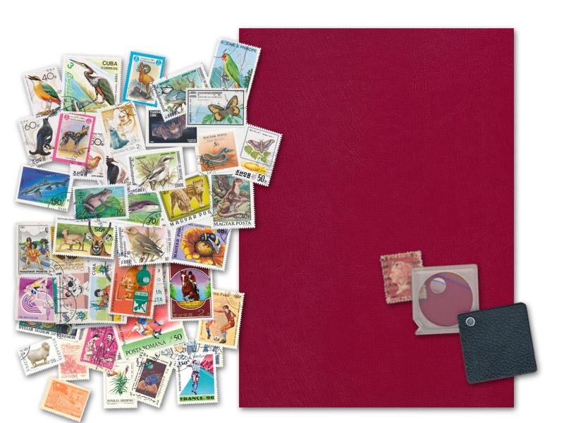 Stamp Starter Kit First Day Covers