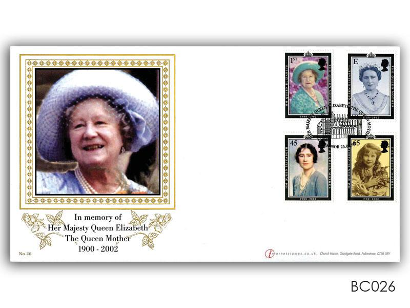 In Memory of Her Majesty Queen Elizabeth The Queen Mother
