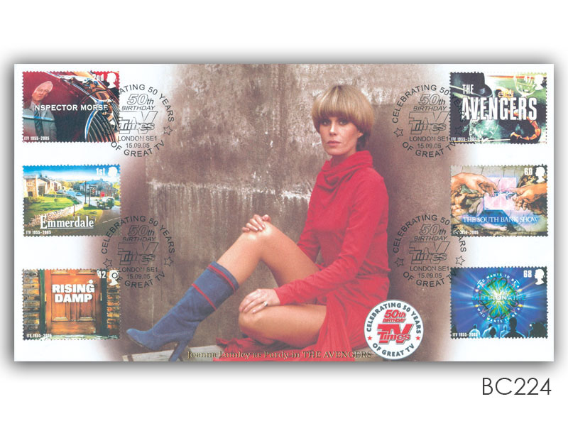50th Anniversary of ITV - The New Avengers (Purdey)