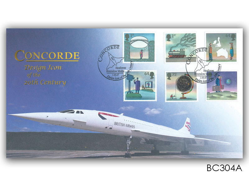 World of Invention: Concorde