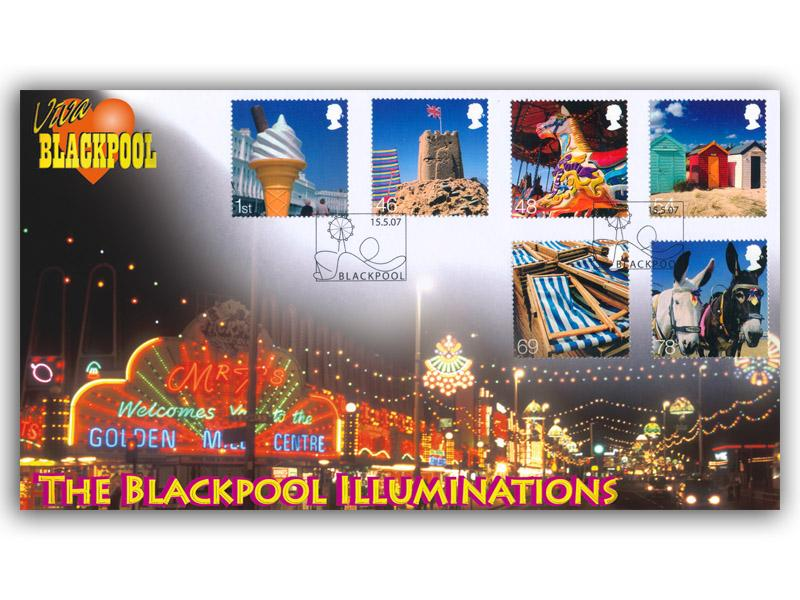 Beside the Seaside: Celebrating Blackpool