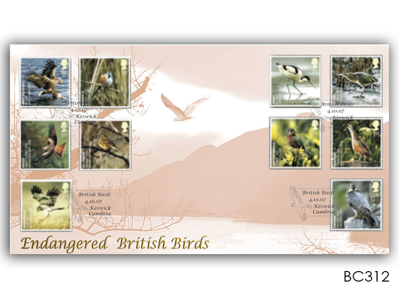 Endangered Species - British Birds