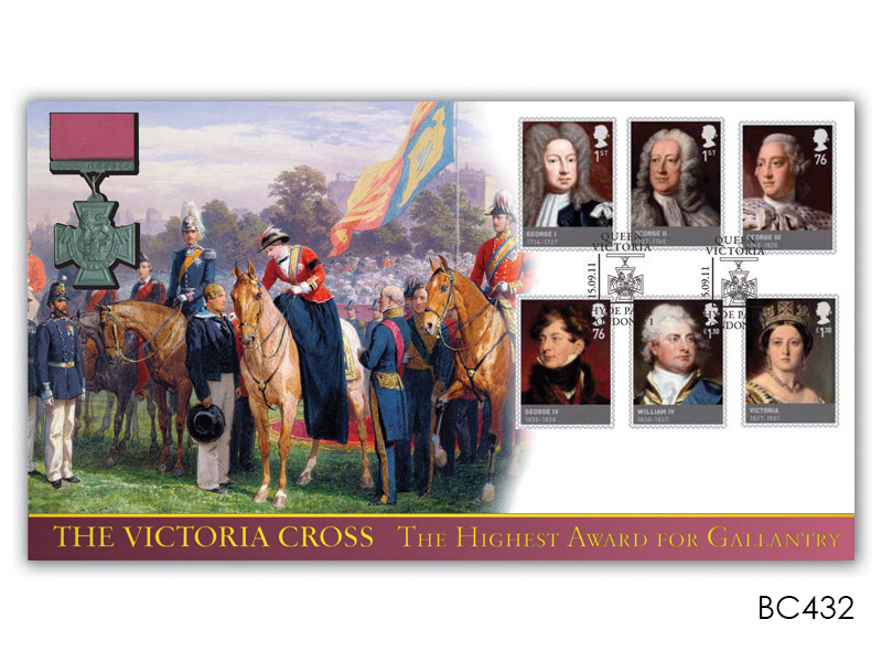 Kings & Queens, House of Hanover - The Victoria Cross