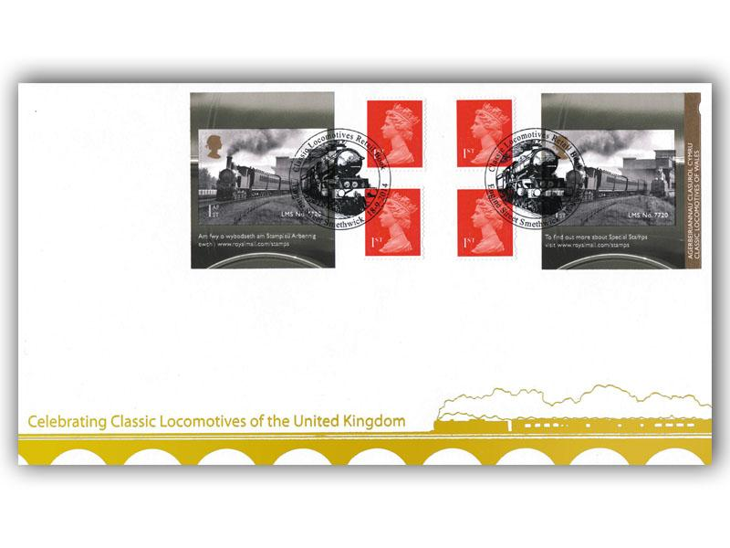 Classic Locomotives of Wales Retail Booklet