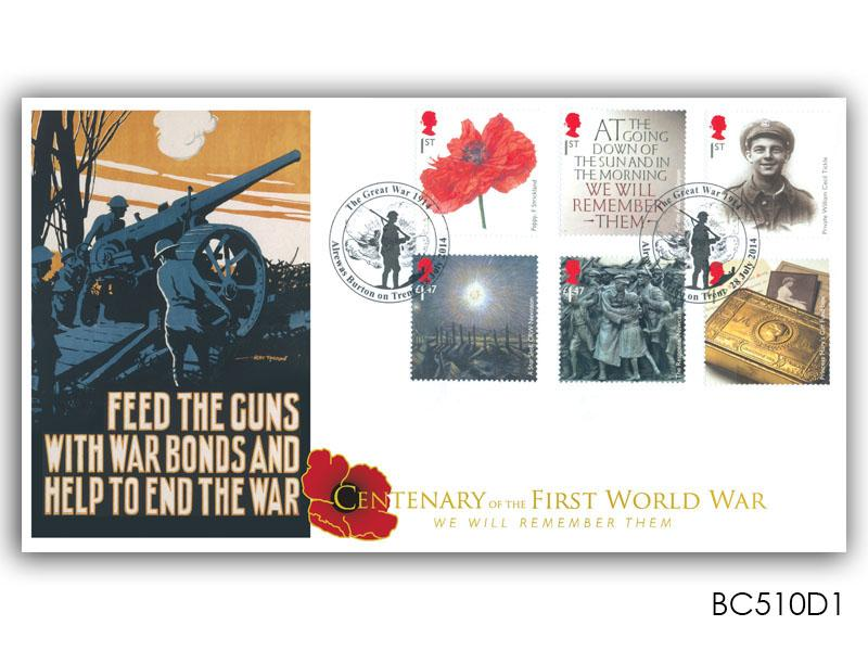 The Great War 1914 - 'Feed the Guns'