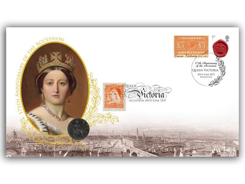 Buckingham Covers     First Day Covers