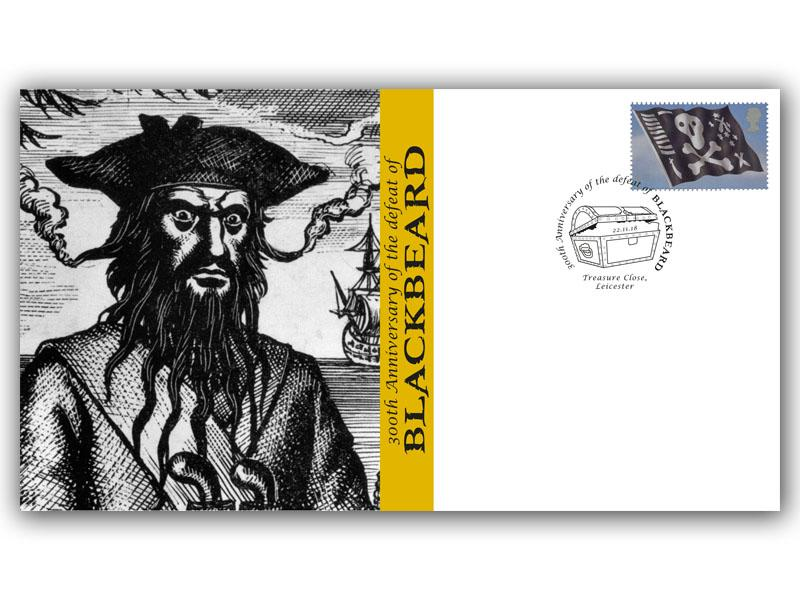 300th Anniversary of the Death of Blackbeard