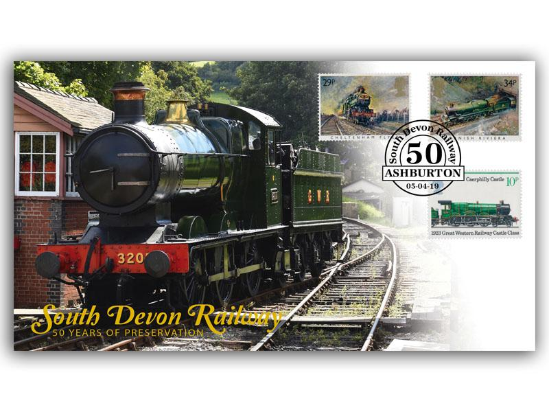 South Devon Railway - 50 Years of Preservation