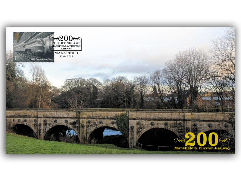 200th Anniversary of the Mansfield & Pinxton Railway