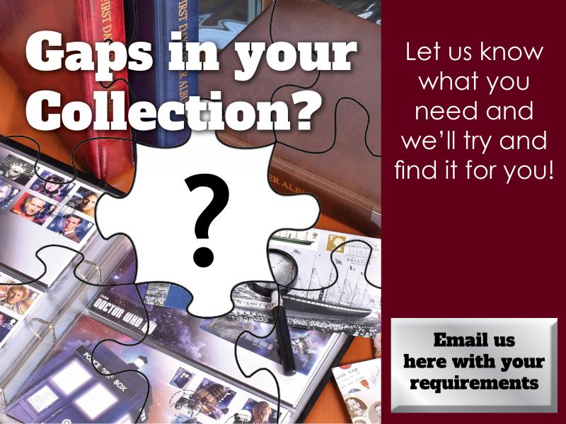G - Fill the Gap in your collection First Day Covers